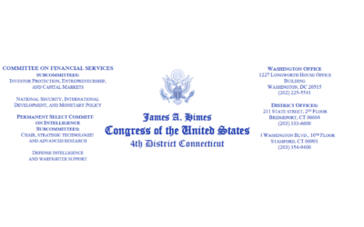 Connecticut Congressman Supports OPOs